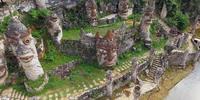 Каменный сад долины Юланг — сказка, в которой просто необходимо побывать