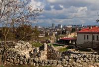 Херсонес Таврический (Крым) в октябре