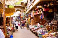 Рынок на острове