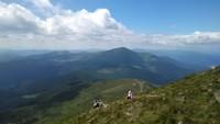 We climb Goverla...