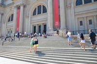 Вход в Метрополитен-музей
