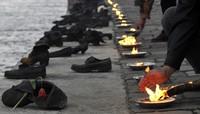 Мемориальный комплекс «Туфли на набережной Дуная»