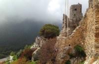 Замок на Кипре, март 2017