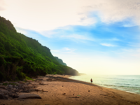 20 великолепных пляжей мира, которые будут самыми модными и востребованными в 2018