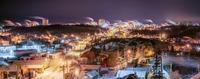 Побратим Оймякона: канадский Йеллоунайф — самый холодный город Северной Америки