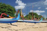 Пляж в Сануре, Бали 2017