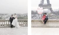 Где Китай, а где Франция: как китайцы подделали Париж