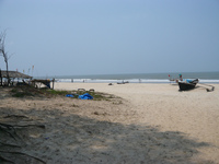Южный Гоа: пляж Варка