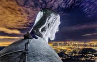 Особенности климата: почему статую Христа в Рио реставрируют несколько раз в год