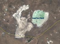 Удивительное Забайкалье: Торейские озера, которые появляются и исчезают