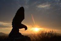Символ Кавминвод - орел