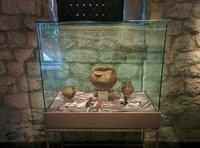 Экспонат во дворце Буча