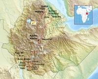 Белое золото Данакильской котловины: уникальный мир Эфиопии, застывший во времени
