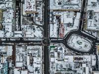 14 головокружительных фото изумительного Киева, сделанных с помощью дрона