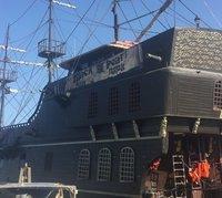 """Пиратское судно """"Чёрная жемчужина"""""""