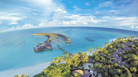 Сезон конфет и весны в отеле The Sun Siyam Iru Fushi Maldives