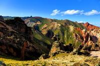 Лунная долина Чили