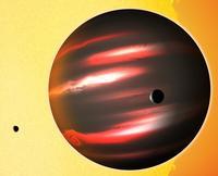 Небесные тела со странностями: испаряющиеся и пожирающие свет планеты