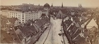 100-летние фотографии городов со всего мира