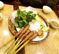 Гастрономический тур. Ресторан в Ханое в апреле