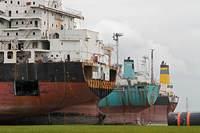 Последний порт назначения: куда отправляются списанные морские суда со всего мира