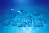 Затонувшая Атлантида: куда ведет каменная дорога у берегов Багамских островов