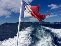 Путешествие на остров Île Ste-Marguerite