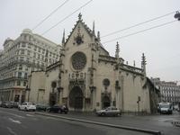 Церковь Сен-Бонавантюр, Лион