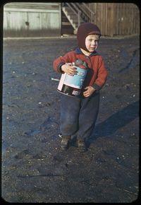 Америка 1940-х годов: 30 любительских фотографий о жизни простых американцев
