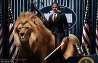 Американских президентов превратили в грозных и непобедимых супергероев