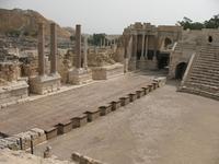 Бейт-Шеан, развалины старой крепости