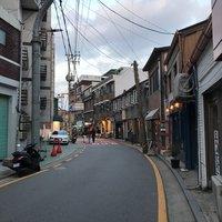 Прогулки по зимнему Сеулу