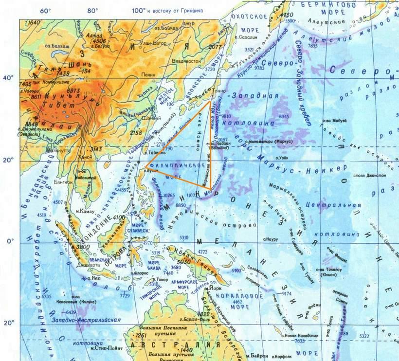 Место страшнее Бермудского треугольника, которое моряки называют Морем дьявола