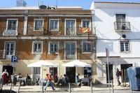 Португалия, прогулка по улицам Лиссабона