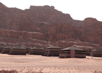 Пустыни Иордании