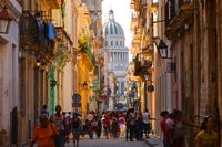 Улочка Гаваны