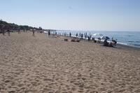 Майское утро на пляже Мокко