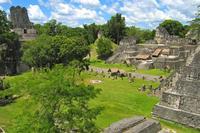 Руины Майя.Мексика.Ноябрь.