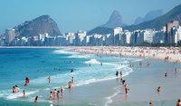 Рио-де-Жанейро. Февраль.