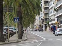 Испания, Коста-Брава, улицы города