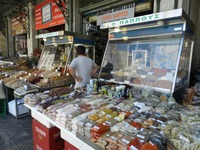 Центральный рынок Афин