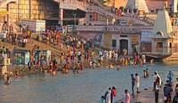 Индия, священная река Ганг