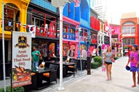 Патонг, лучшая шопинг-улица