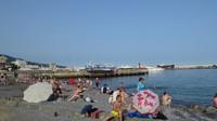 Ялта: отдых на городском пляже