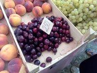 Ягоды стоят дороже фруктов