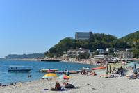 Небуг: отдых на центральном пляже