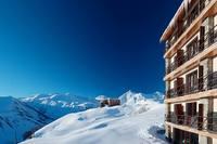 Гостиница и горы