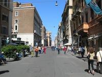 Рим, улица Корсо