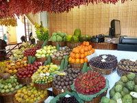 Мадейра: прогулка по рынку