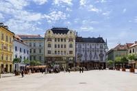 Братислава: главная площадь города